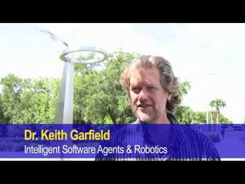Keith Garfield: Intelligent Software Agents and Robotics