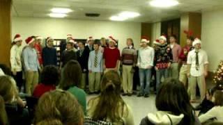 Notre Dame Glee Club- Carol of the Bells