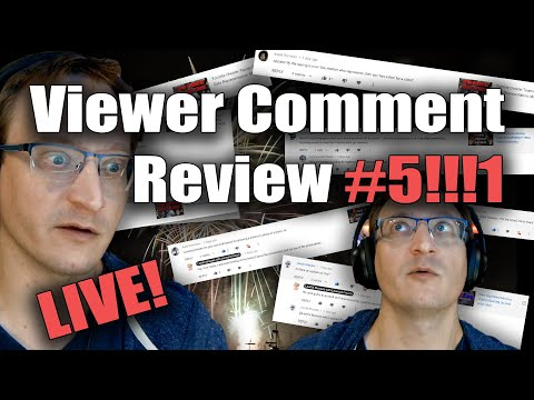 Viewer Comments #5!!!