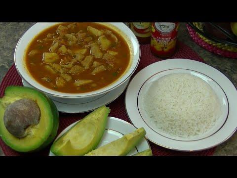 Beef Tripe Stew (Soup) - Ohhlala Café  ♥