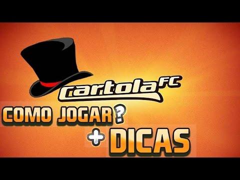 COMO JOGAR CARTOLA FC + DICAS 1ª RODADA