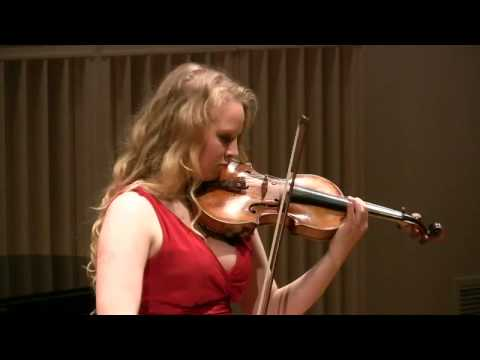 """Concerto, Op. 14"" I. Allegro - Calyssa Davidson"
