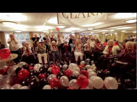 Clark Retirement Community LipDub *OFFICIAL*