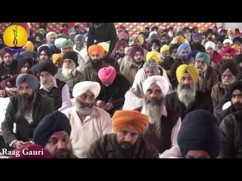 AGSS 2015 : Raag Gauri : Prof Shaminderpal Singh ji