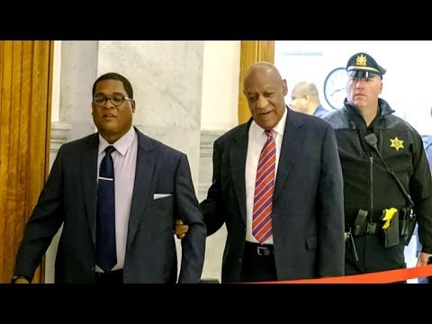 Jury for Bill Cosby's trial appears to be deadlocked