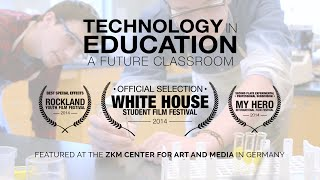 Gambar cover Technology in Education: A Future Classroom