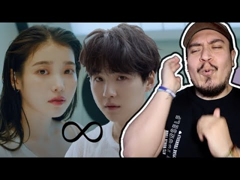 IU(아이유) _ eight(에잇) (Prod.&Feat. SUGA of BTS) MV REACTION