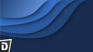إنشاء خلفية الرسم Inkscape التعليمي