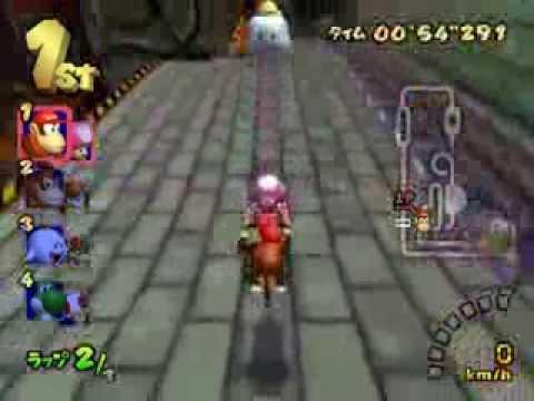 「TAP/TAS」 Mario Kart Double Dash All Cup Tour Mirror 4/4