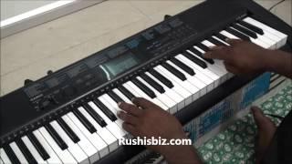 Suno Sajna Papihe Ne - Aye din Bahar Ke - Strings - Piano tutorial | DOWNLOAD NOTES FROM DESCRIPTION