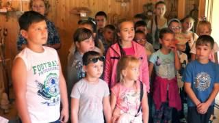 видео Лункино музей деревянного зодчества - Мещерский музей деревянного зодчества им. В.П. Грошева