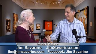Jim Savarino on Artists & Authors