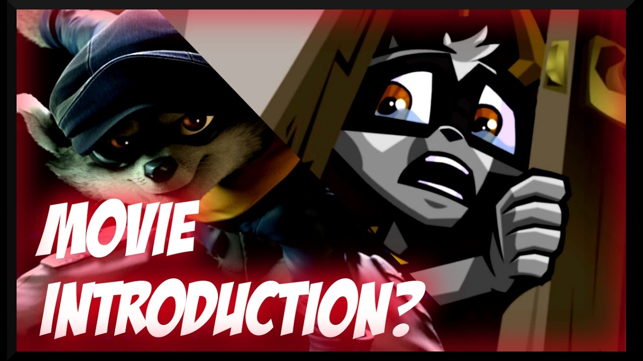 sly cooper movie what