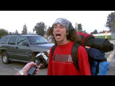 Kai, Hatchet Wielding Hitchhiker, Saves the Day (KMPH Orignal Story)
