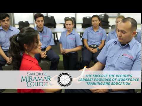 San Diego Miramar College - First Responder Program - 15