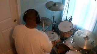 Martha Munizzi - Because of Who You Are (Remix) (Drum Cover)
