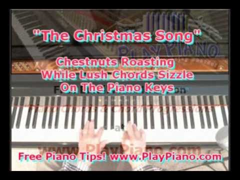 """""""The Christmas Song"""" Wonderful Song With Wonderful Chord Progressions!"""