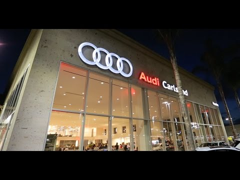 Audi Carlsbad Grand Opening Event