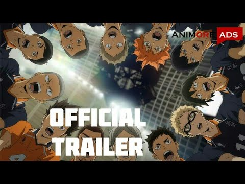 Haikyuu!! To The Top [Season 5] - Trailer 2020