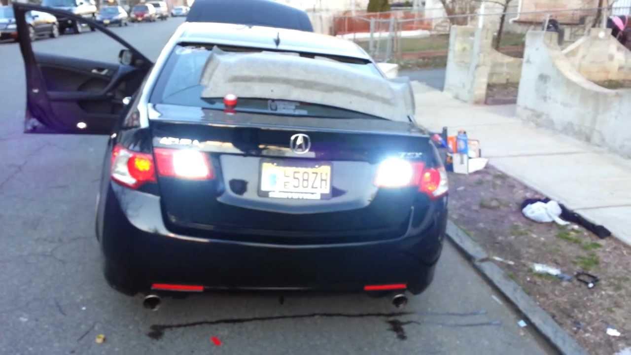 Acura Tsx Hid Reverse Lights