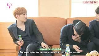 [ENG SUB] WGM Sungjae & Joy Unaired Clip (Episode 6)