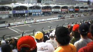 2001 F1日本GP 決勝 スタートシーン