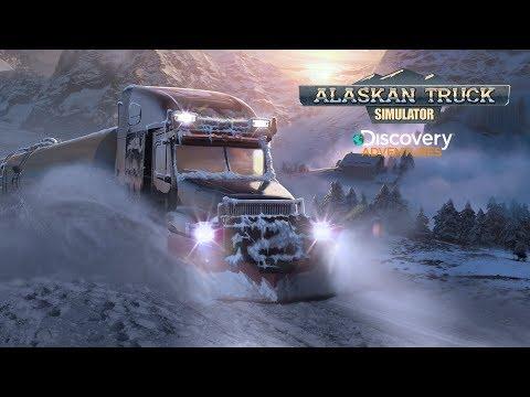 ALASKAN TRUCK SIMULATOR (Teaser Trailer Breakdown)