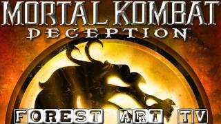 Обзор игры Mortal Kombat - Deception