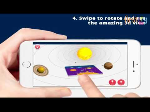 Shifu Cosmos Solar System With 20 Space Objects In 3D