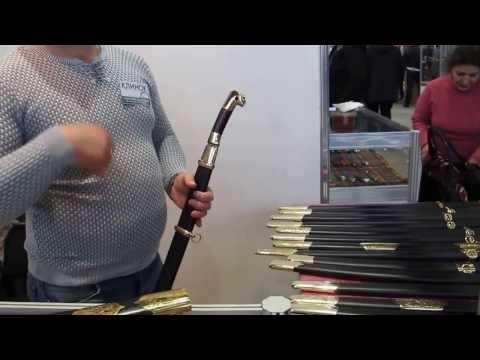 ⚔⚔⚔Мужчине подарок! Сабля оружие! Чем сабля отличается от казацкой шашки? Какую саблю лучше купить!!