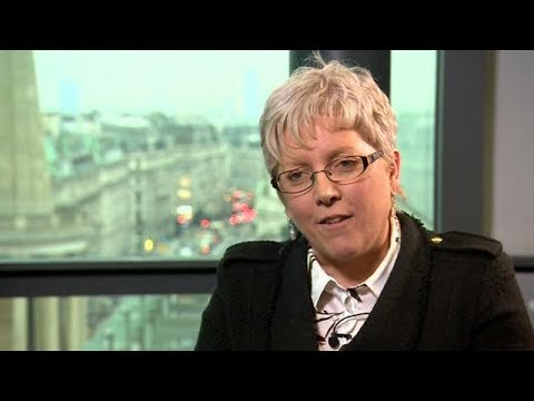 BBC's China editor Carrie Gracie quits over pay gap