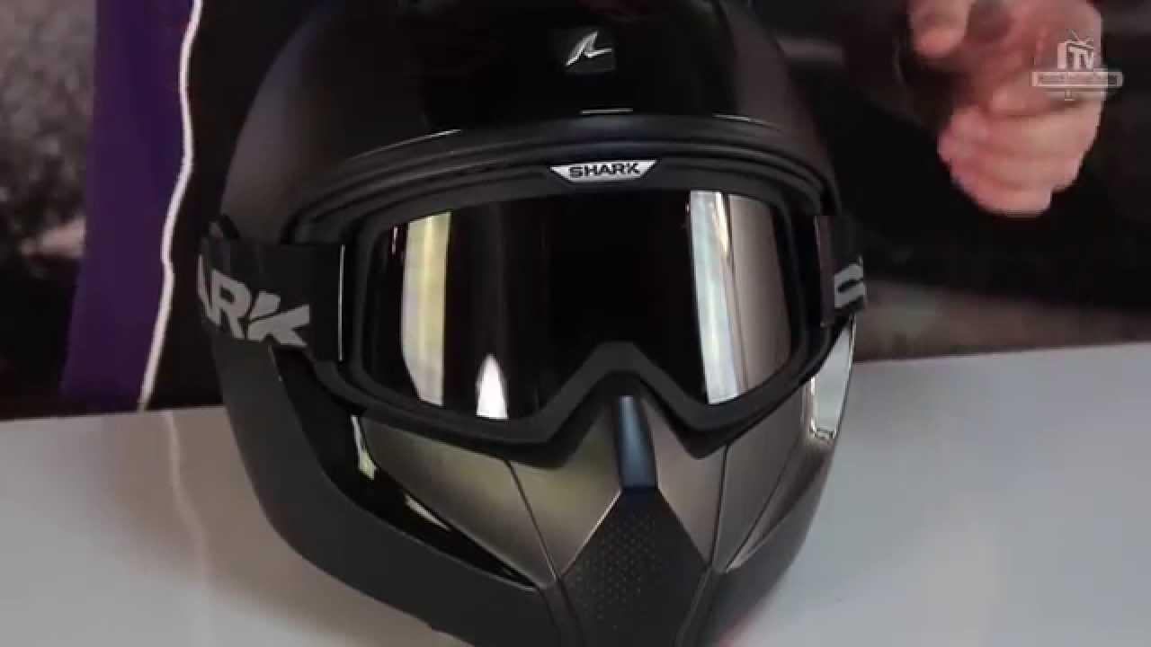 shark vancore motorhelm review motorkledingcentertv youtube. Black Bedroom Furniture Sets. Home Design Ideas