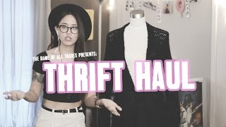 Fall Thrift Haul November 2014 Thumbnail