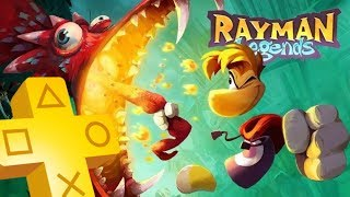 Rayman Legends PS Plus May 2018 until June 2018