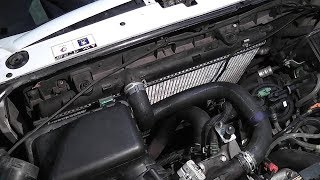 замена радиатора на Peugeot Partner 2.0HDI 2006 г.в. Смотреть до конца!