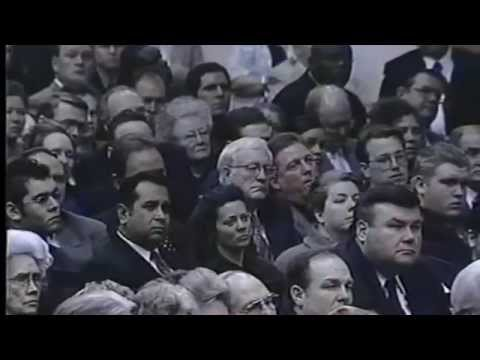 """""""This Is A Lost World And We Have A Mandate To Reach It"""" Anthony Mangun BOTT 2001"""