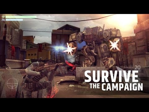 Cover Fire Apk Android Shooting Game Play + download
