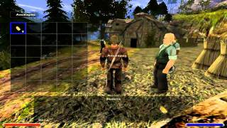 Прохождение игры Готика 2, часть 7 - Серп и молот