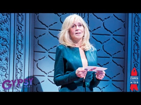 Judith Light - Moment of Silence from Gypsy of the Year 2016