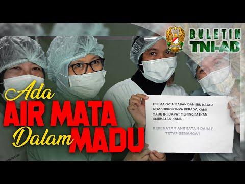 Ada Air Mata Dalam Madu | BULETIN TNI AD