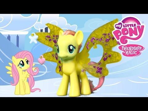 My Little Pony Fluttershy Friendship Charm Wings from Hasbro