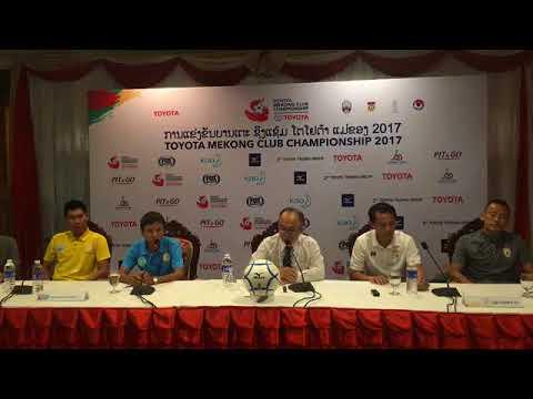 TMCC 2017 Semi-final Pre-match Press Conference