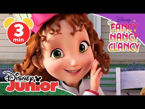 Fancy Nancy Clancy - Clip: Ein Fancy Restaurant!   Disney Junior