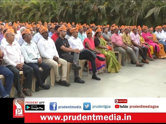 GOAN 'CHOWKIDARS' ATTEND 'MAI BHI COWKIDAR' CAMPAIGN_Prudent Media Goa