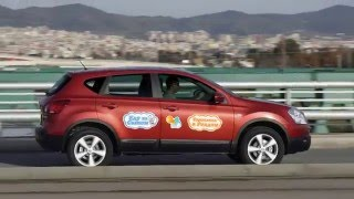 Украшение машины на выписку из роддома(, 2015-12-24T20:44:20.000Z)