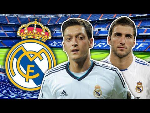 Real Madrid Rejects XI | Casillas, Özil & Higuaín!