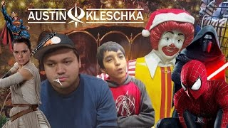 FRANK & SONS! (mini Comic-Con) | Kleschka Vlogs