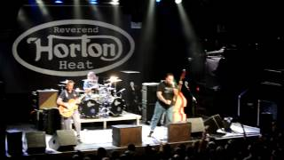 The Reverend Horton Heat doing Motorhead Ace of Spades First Avenue 2/29/2012