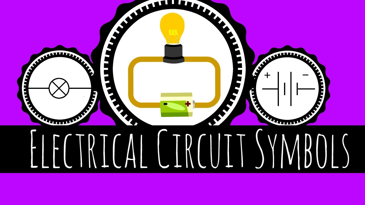 Electrical Circuit Symbols - Symbols and Functions - GCSE Physics ...