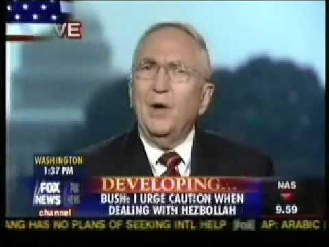 Ed Peck on Hezbollah